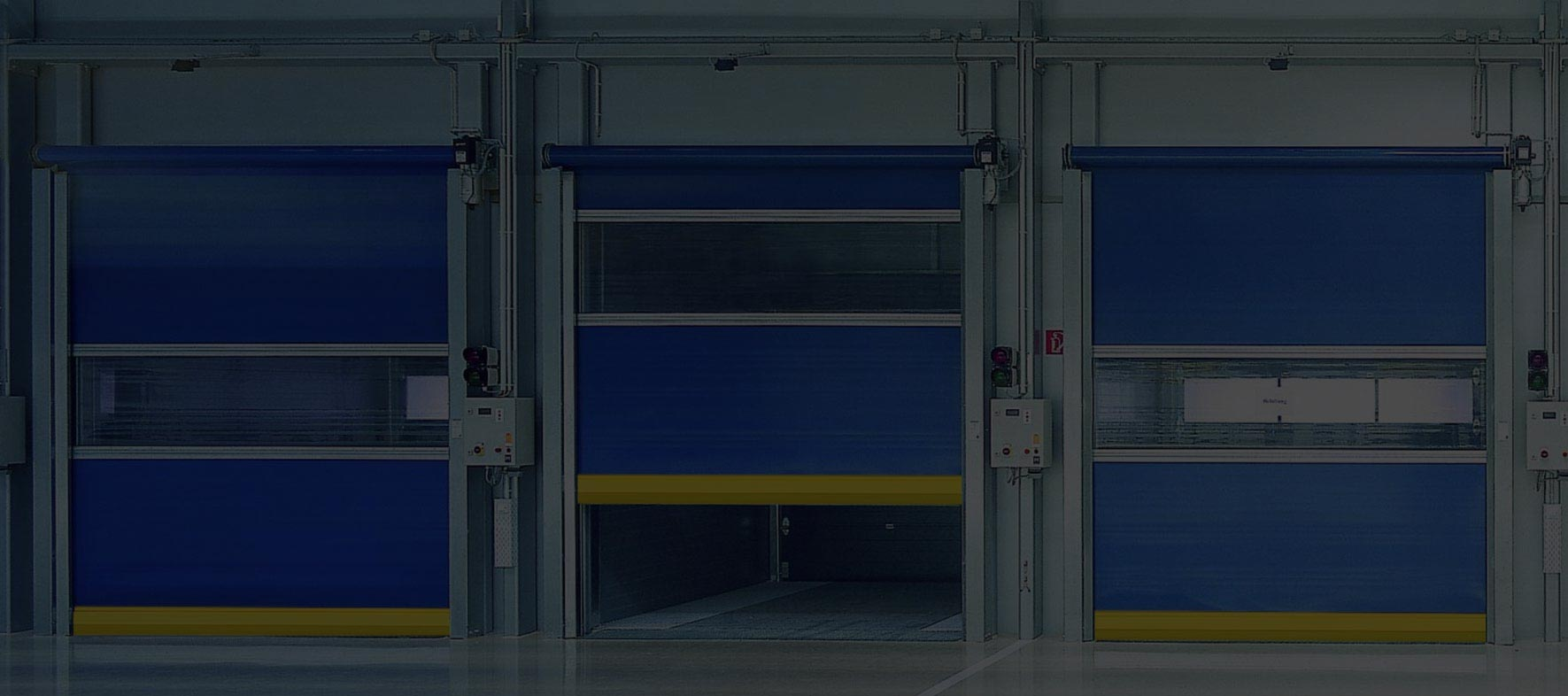 puerta rapida industrial malaga