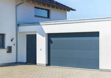 puertas seccionales para garajes malaga