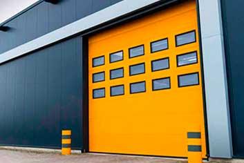 puertas automaticas torremolinos industriales